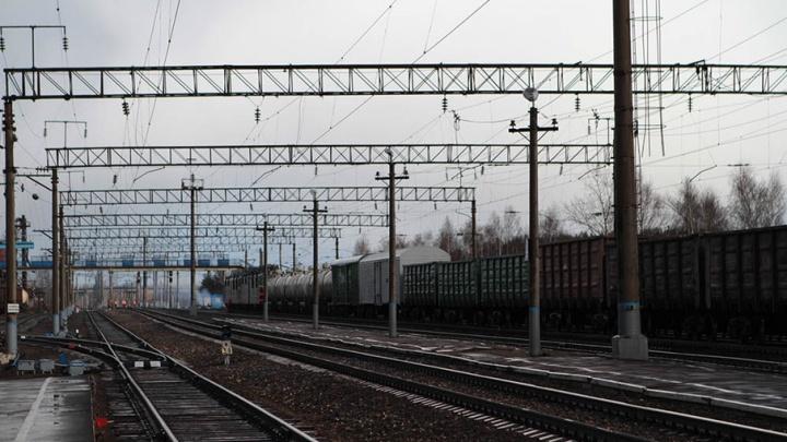 Ярославские грабители разобрали сотни метров железной дороги