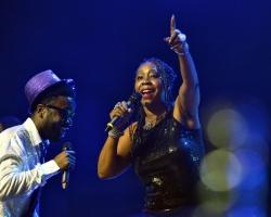 Звезда Boney M в «Академе» и «Парковом»