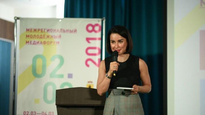 Правил нет, есть одно условие: Тина Канделаки рассказала, как стать успешным в медиапространстве