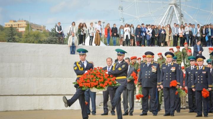 Патриотическая акция от ФСБ прошла в Ростове