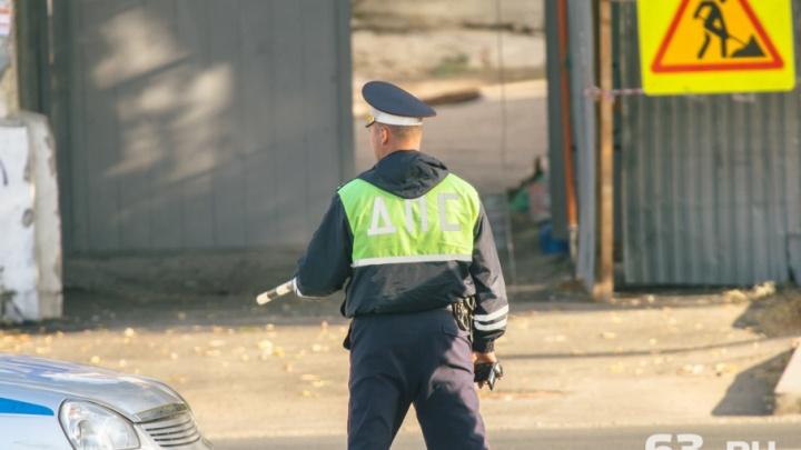 На Московском шоссе и проспекте Кирова установят посты ДПС