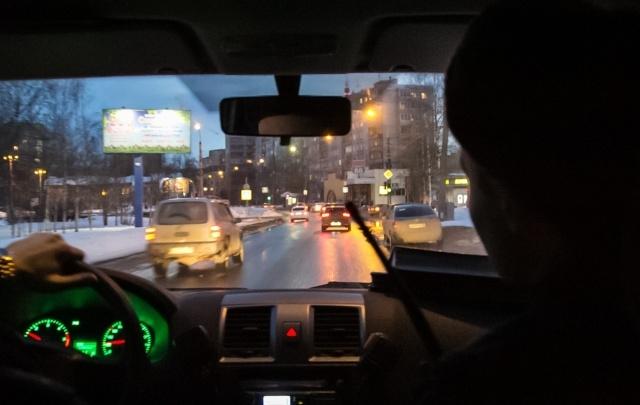 В рейд с Росгвардией: на окраинах Архангельска безопаснее, чем в центре
