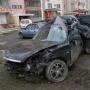 Снаряд системы «Лада» разгромил парковку