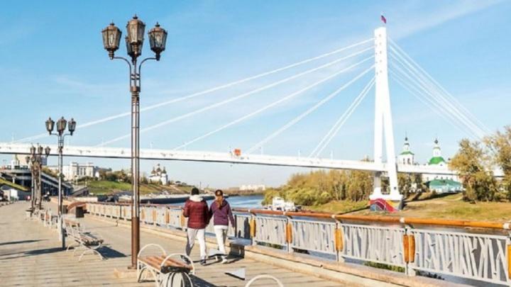 «Яндекс.карты» обновили панорамы Тюмени: теперь можно прогуляться по мосту Влюбленных и совершить онлайн-поездку в Ембаево