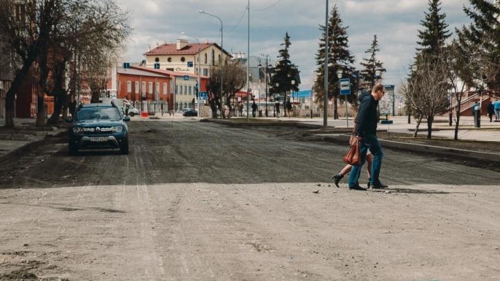 Из-за ремонта улицы Осипенко перестроили маршруты нескольких тюменских автобусов