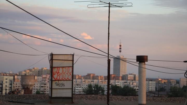 Высоко сижу, далеко гляжу: 25 фотографий любимого Архангельска с городских крыш