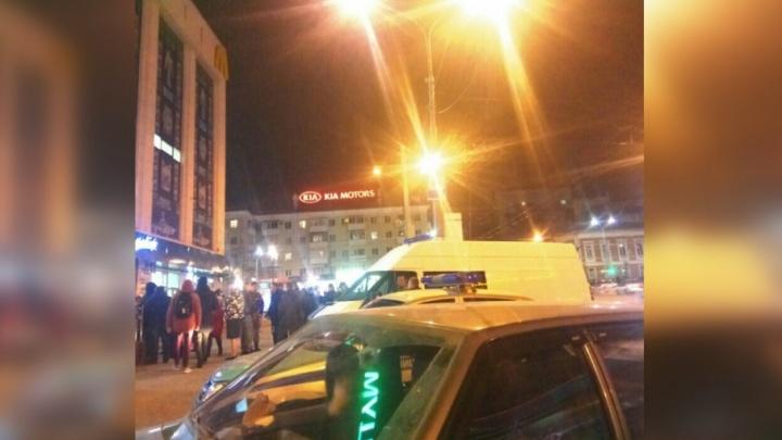 В Перми эвакуировали ЦУМ из-за сообщения о бомбе