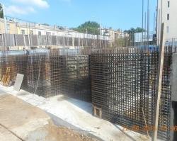 Строительство дома бизнес-класса Rems Residence идет с опережением плана