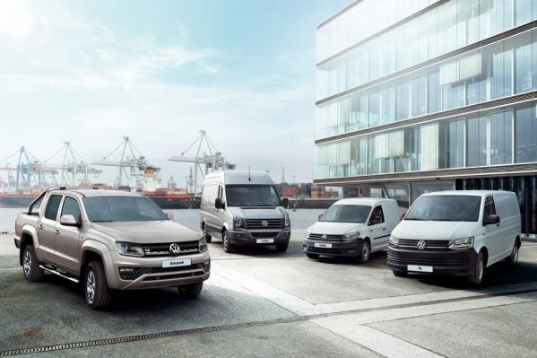 Специальное предложение в марте на покупку и установку защитной сетки в бампер для всех моделей марки «Volkswagen Коммерческие автомобили»