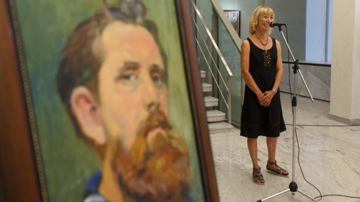 Выставка счастливого человека открылась в Волгограде