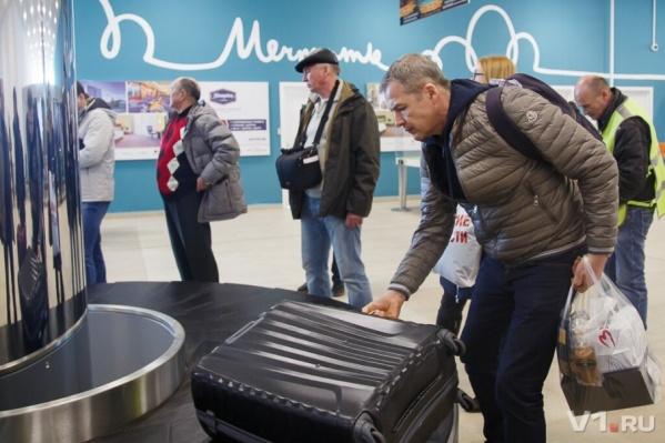 Ожидавшие с шести утра вылет пассажиры прошли регистрацию