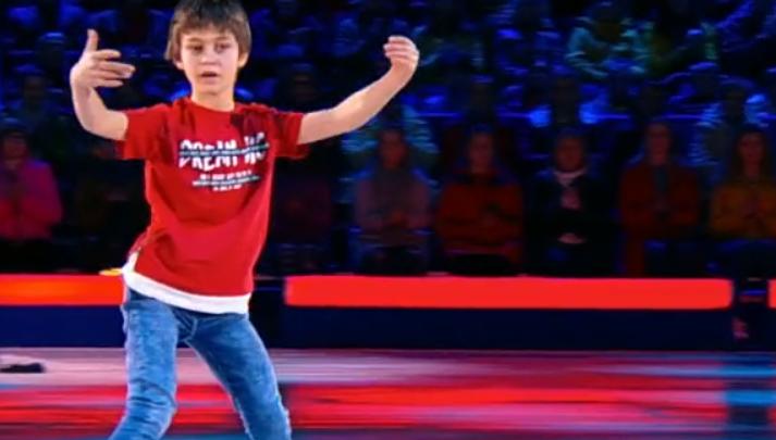 «Я ничего не боюсь»: 10-летний фигурист из Перми прошел в следующий этап шоу «Ледниковый период. Дети»