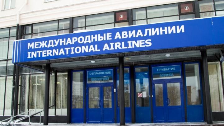 Шесть пассажиров с инфекциями выявлены в аэропорту Архангельска с начала года
