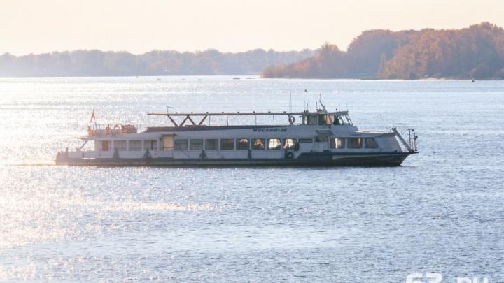 Во время ЧМ-2018 в Самаре кораблям разрешат пройти по Волге