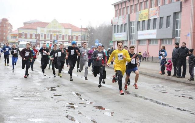 В Соломбале пройдет традиционный легкоатлетический забег