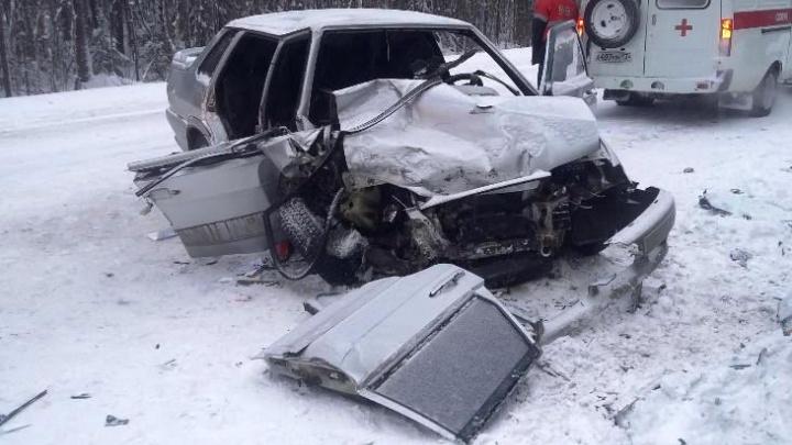 Водитель Subaru, устроивший смертельную аварию на прикамской трассе, отправится в колонию