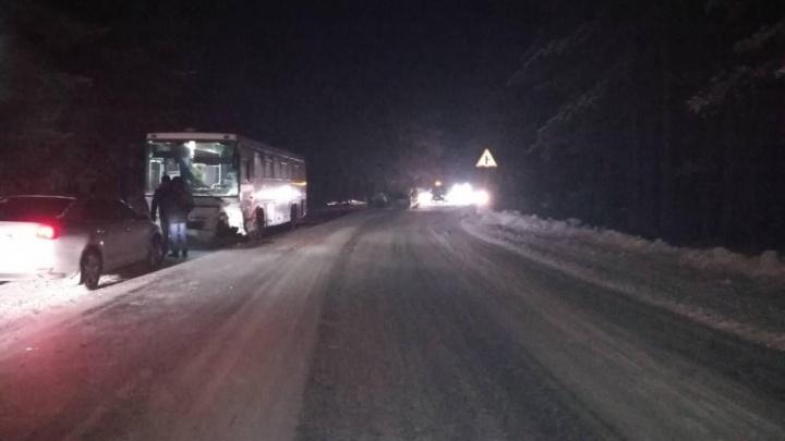 Подробности вечерней аварии на Червишевском тракте: в ДТП погибла 19-летняя тюменка
