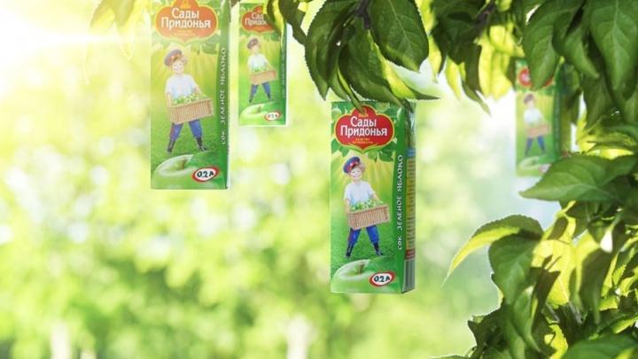 Стартовала рекламная кампания в поддержку детского питания «Сады Придонья»