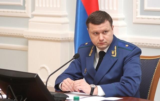 Новым замгенпрокурора по ЮФО назначен Андрей Кикоть
