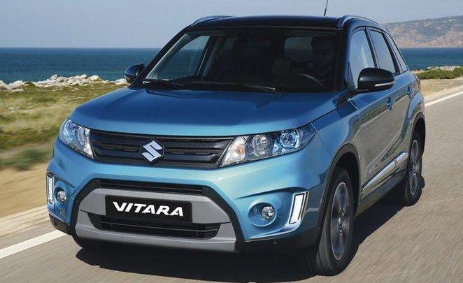 Первоклассная безопасность: автообзор обновленного японского кроссовера Suzuki Vitara