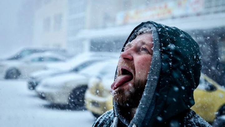 Дожди и снегопады: в Ярославле резко потеплеет