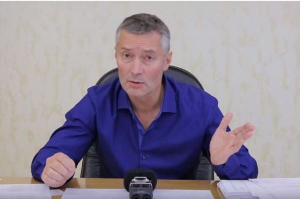 Мэр также поговорил о Навальном и о дне лжеминирования.