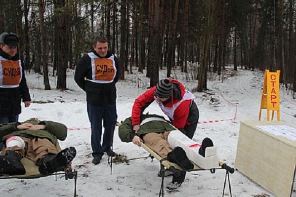 В конце февраля военнослужащие посоревнуются с коллегами из Южного федерального округа