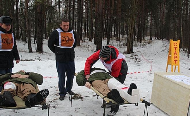 Военные врачи из Волгограда спасают раненых и управляют танком