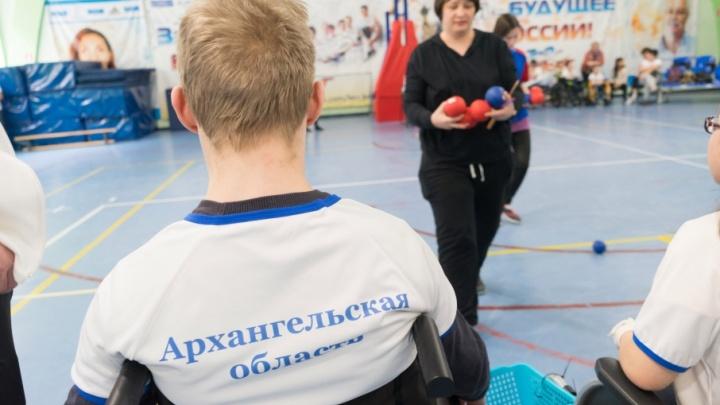 Спортивную школу в Северодвинске оборудуют для занятий с инвалидами