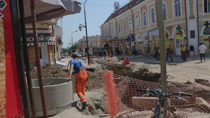 Новые сроки: губернатор Ростовской области назвал дату окончания реконструкции Станиславского