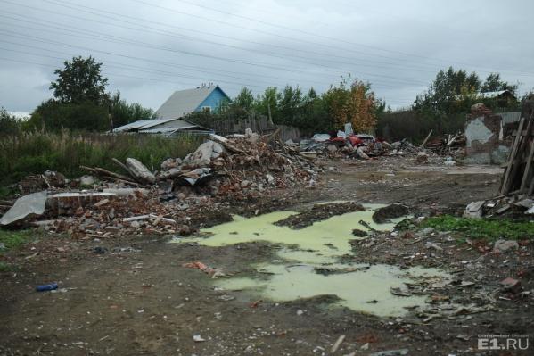 Из района вывезут полторы тысячи тонн мусора.