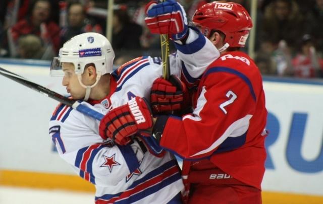 Стал известен состав «Локомотива» на третью игру со СКА