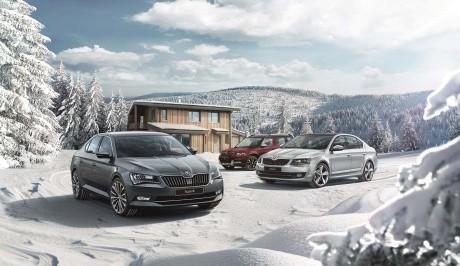 Специальные предложения для клиентов ŠKODA в декабре