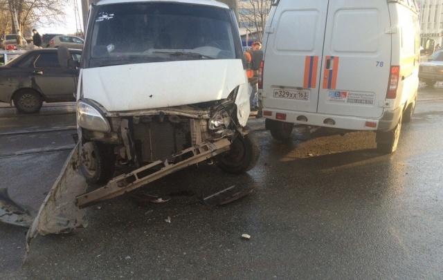 Женщина, которая лишилась ноги в ДТП на Аэродромной в Самаре, находится в коме