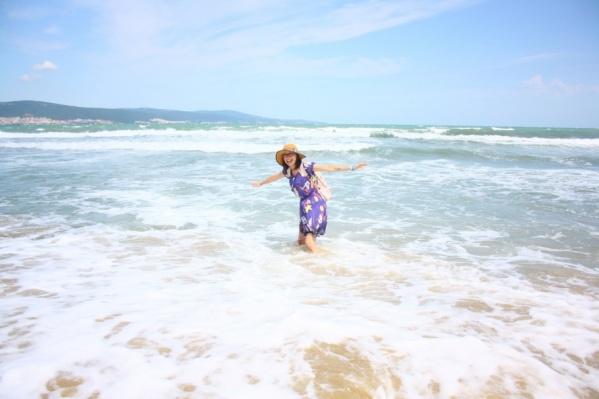 Ласковое море и жаркое солнце – что еще надо для счастья?