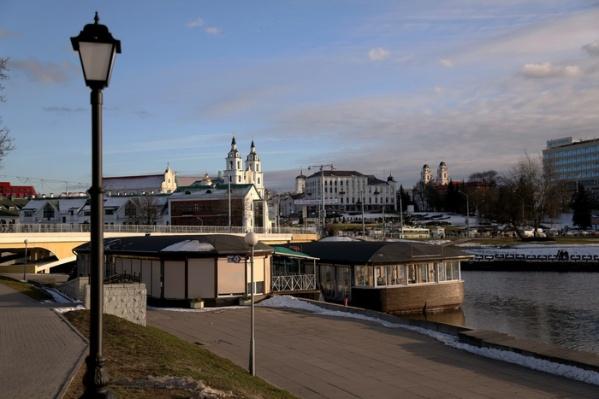 Минск может стать 14-м городом-побратимом