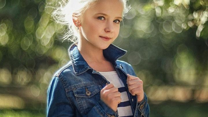 Голосуем за землячку: девятилетняя челябинка может стать лицом канала «Россия-1»