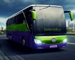 Билеты на междугородные автобусные рейсы продадут онлайн на SirenaBus
