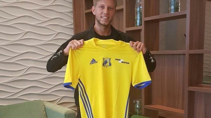 Больше викингов: футболист из Швеции будет играть за «Ростов»