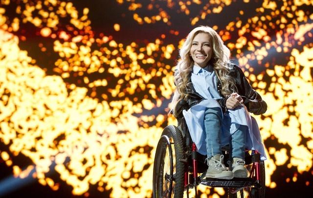 Певицу Юлию Самойлову пригласили выступить в Перми с хитом для «Евровидения»