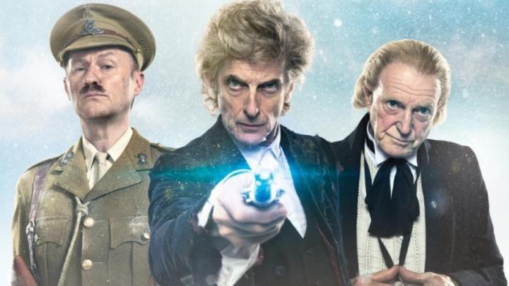 Рождественский выпуск «Доктора Кто» покажут в кино