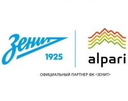 Компания «Альпари» и ФК «Зенит» продлили спонсорский контракт