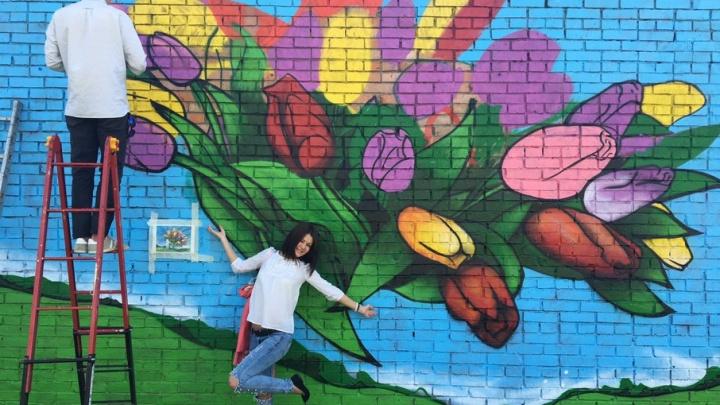 Конкурс в честь Дня России объявили для ростовских граффитистов