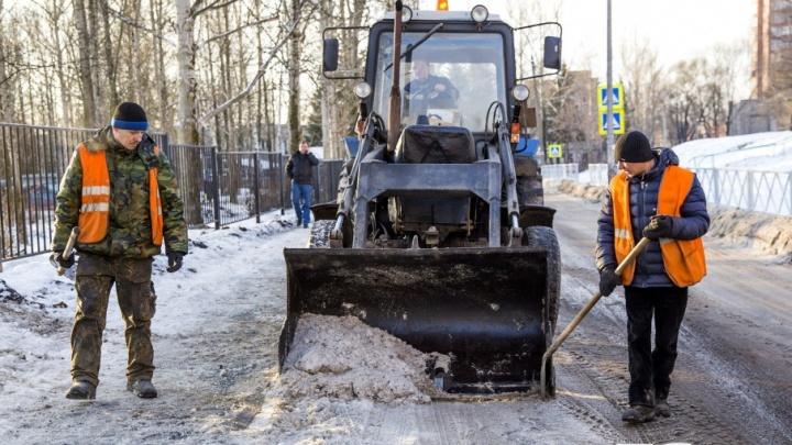 В Ярославле ищут нового подрядчика на уборку дорог. Заплатят миллиард