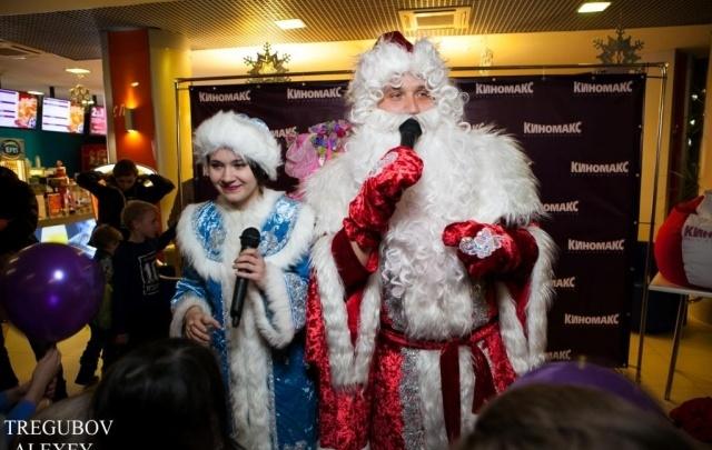 21 декабря кинотеатру «Киномакс-Волгоград» исполнилось 13 лет
