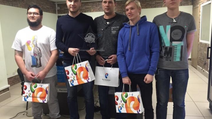 Челябинск определил команду, которая отстоит честь города на Уральском танковом турнире