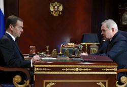 Дмитрий Медведев высоко оценил импортозамещение в Прикамье
