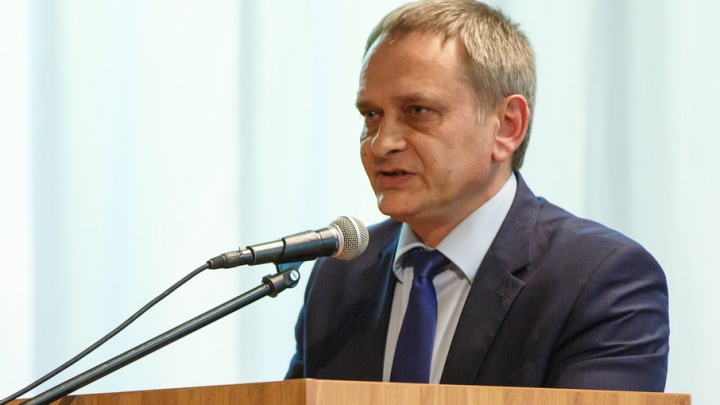 «Ликвидатор киосков» Евгений Усков уйдет на повышение в обладминистрацию