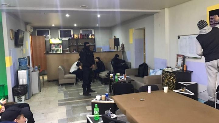 Полиция и Росгвардия накрыли в Челябинске ещё одно подпольное казино