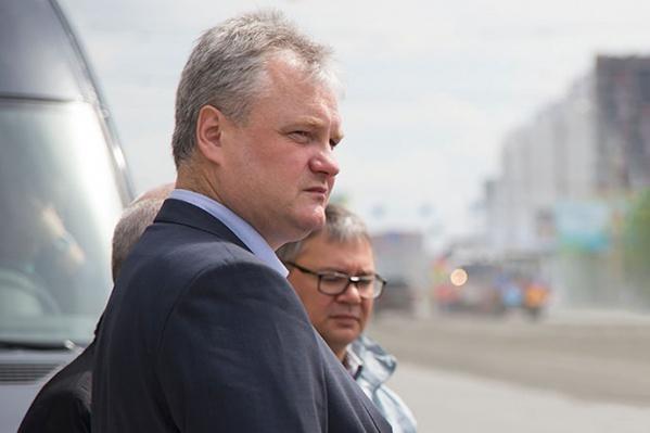 Дмитрий Микулик рассказал, что четырехполосная трасса будет шириной 30 метров